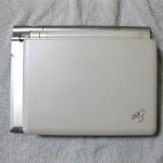Eee PC 901-Xとの大きさ比較