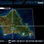 PSP版の全体マップ